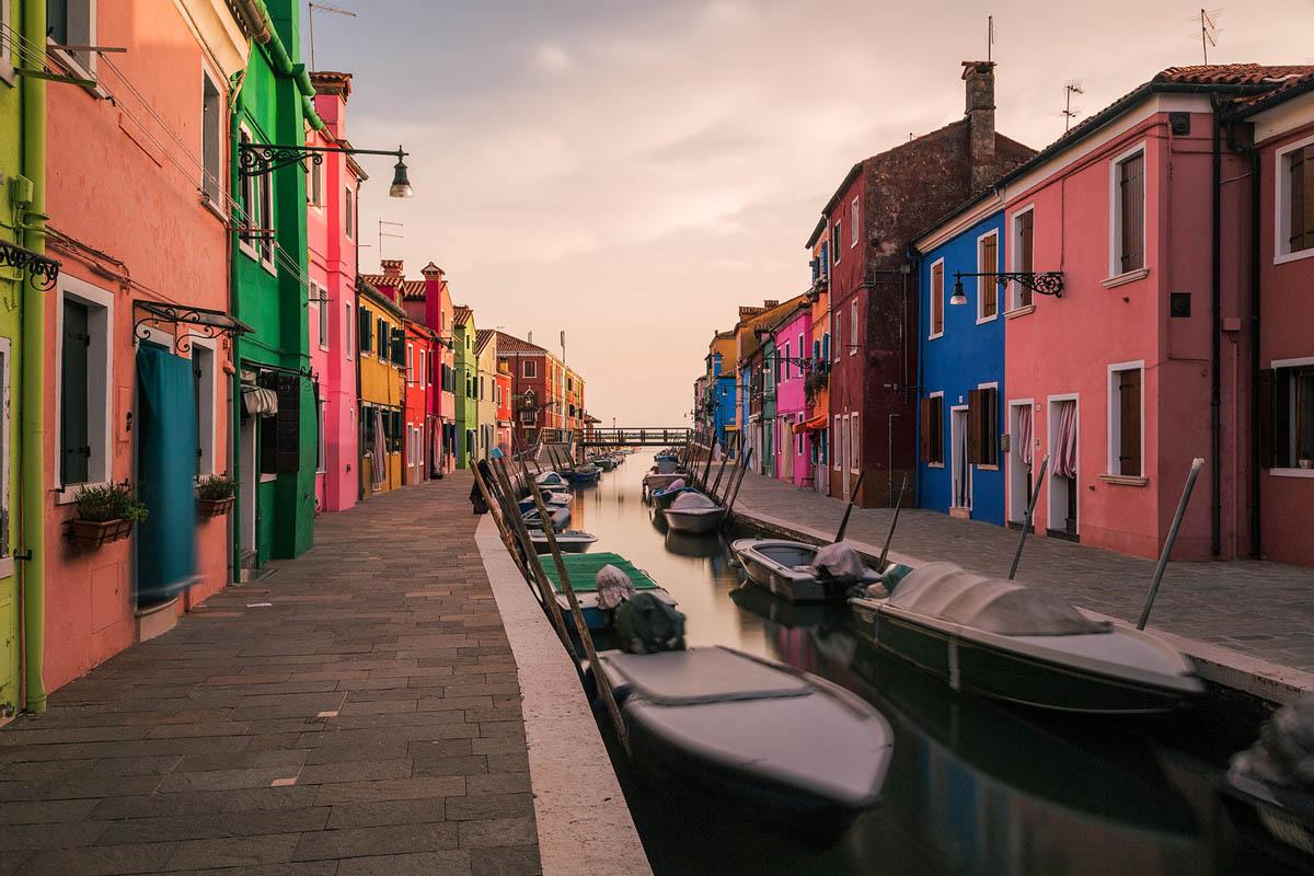 landscape photography venetian lagoon by jonathan reid