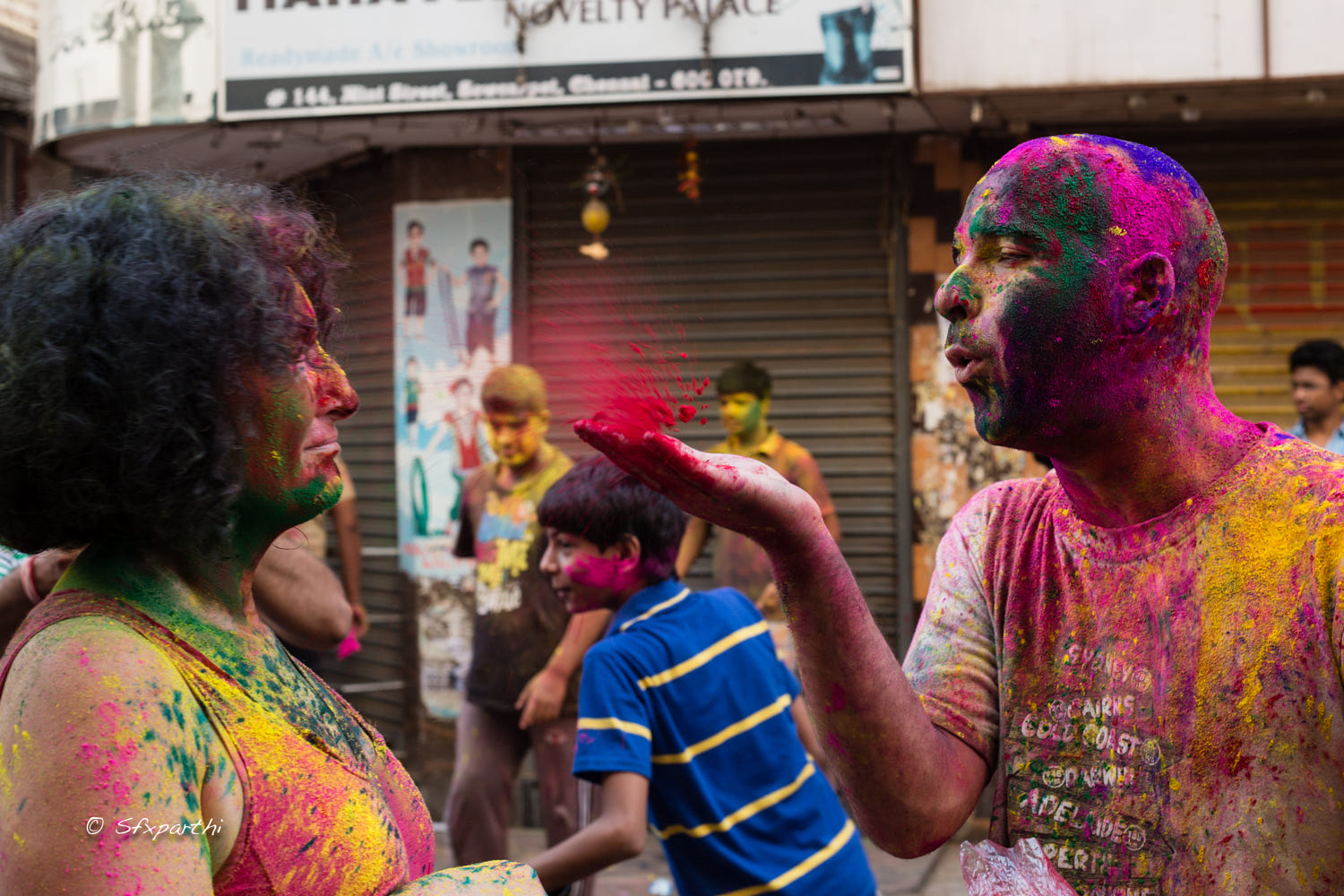 lifestyle photography blow colors by sfx parthi