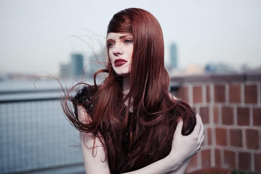 fashion photography girl by pauline darley