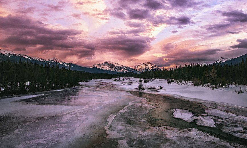 jasper river photography by austin trigg