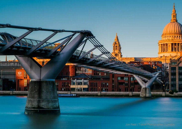 landscape photography st paul cathedral by jon reid