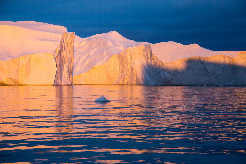 travel photography melting ice by dave brosha