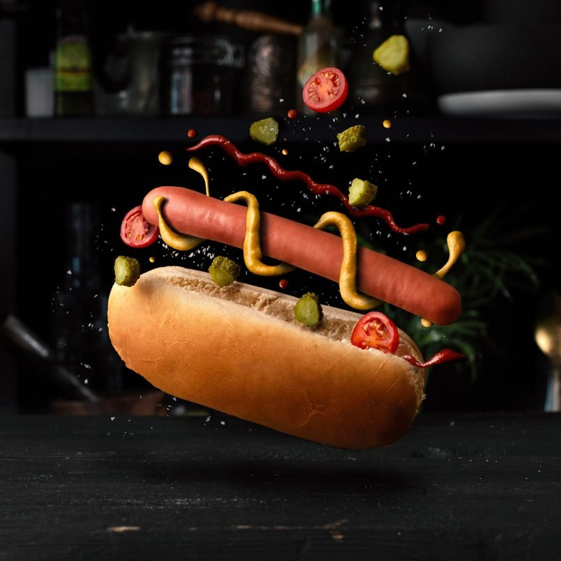 creative food photography ideas sandwich by pavel sablya