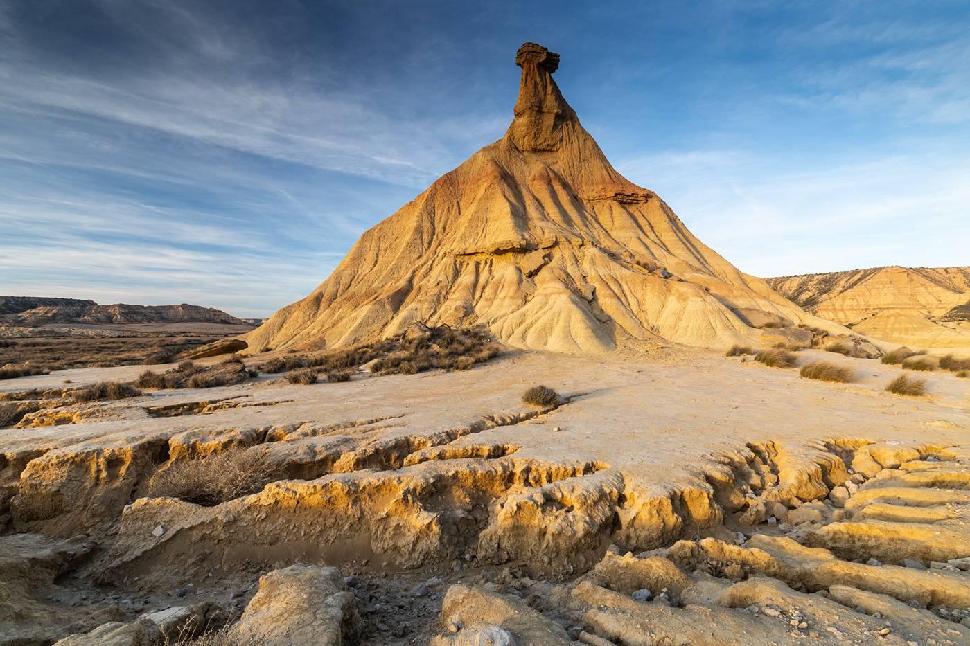 beautiful landscape photography bardenas reales by mikolaj gospodarek