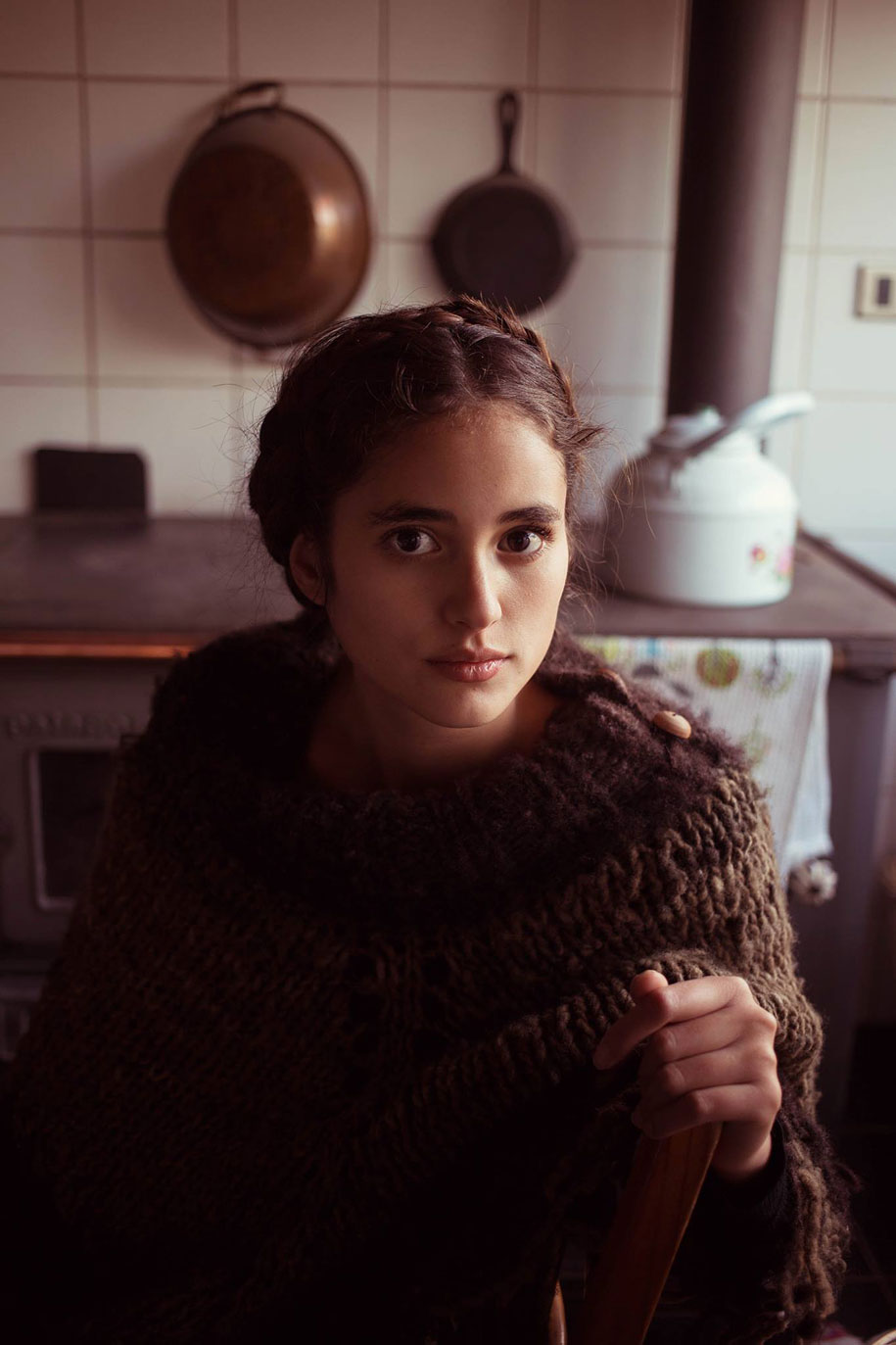 chile woman by mihaela noroc