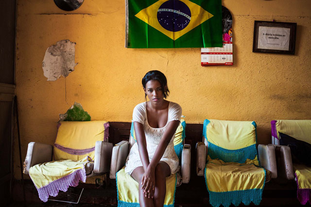 brazil woman by mihaela noroc