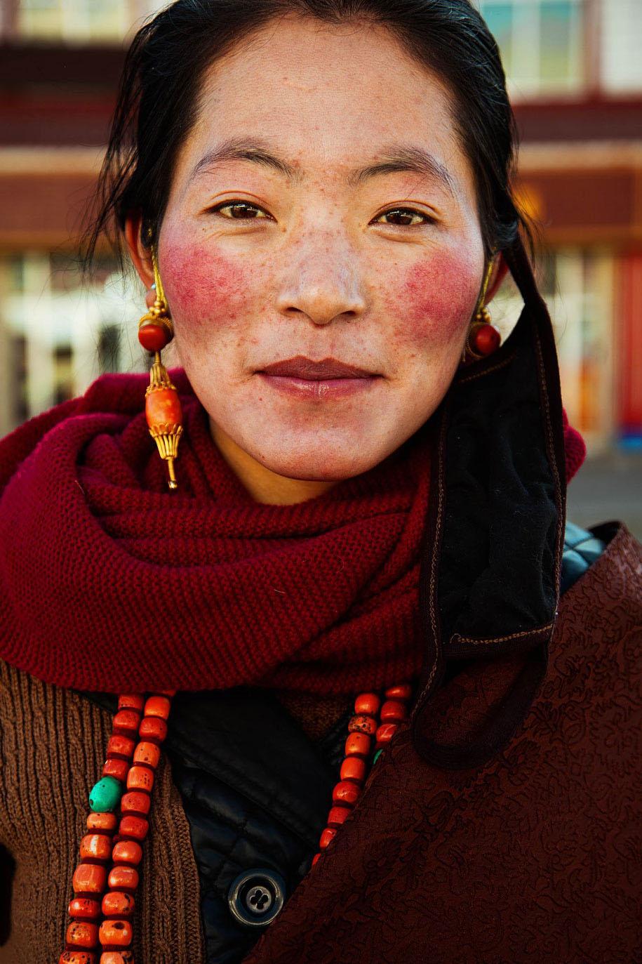 china woman by mihaela noroc