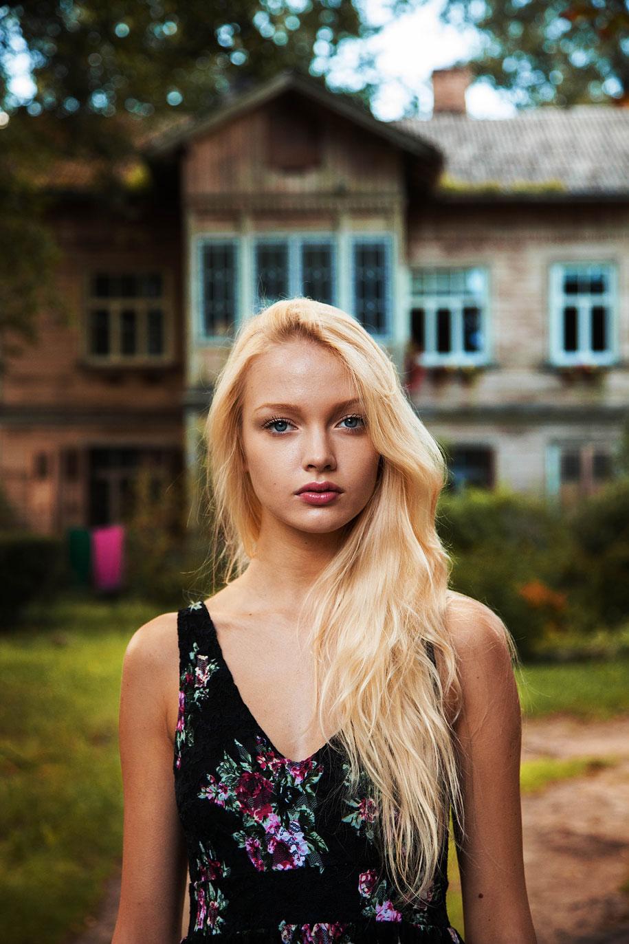 latvia woman by mihaela noroc