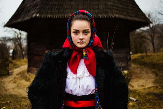 romania woman by mihaela noroc