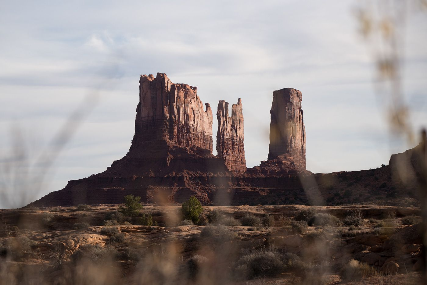 landscape photography monument valley by witold ziomek