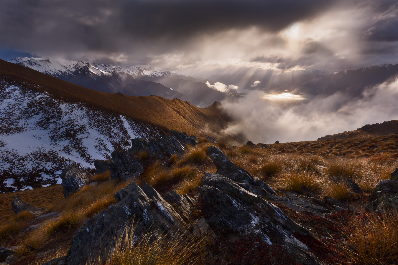lanscape photography isthmus peak wanaka by everlook photography