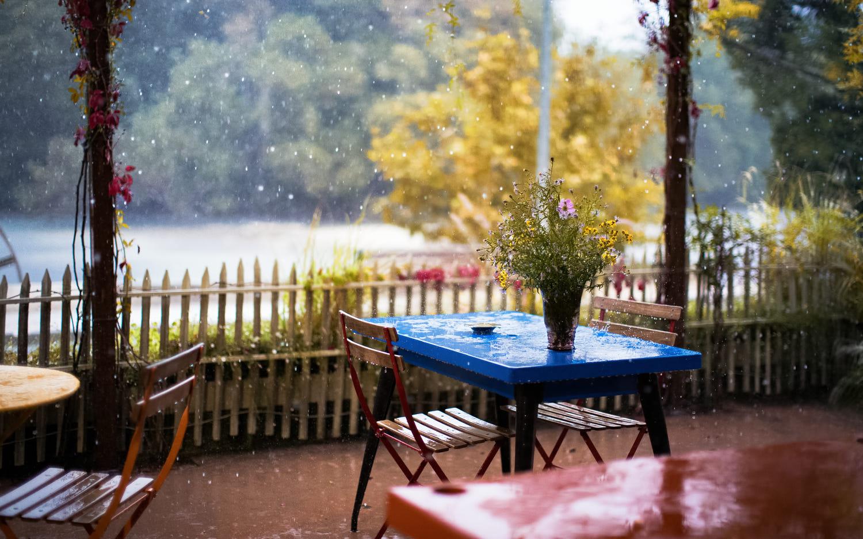 amazing rainy photo by jordan foquet