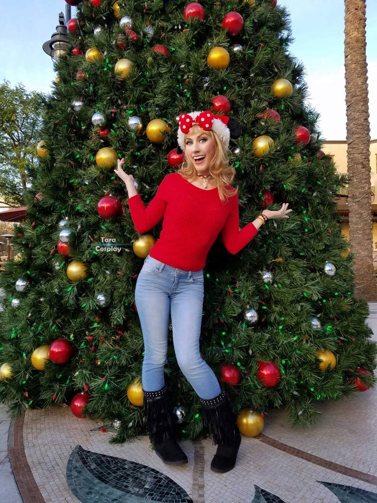 cosplay photography santa claus by taracosplay