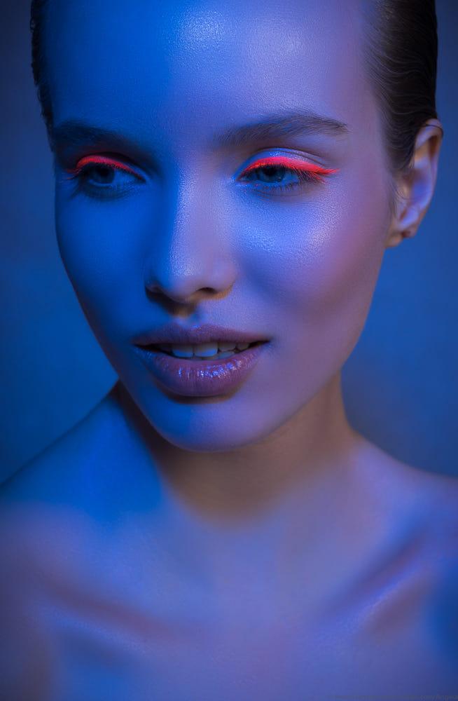 makeup beauty photography by arsenii gerasymenko