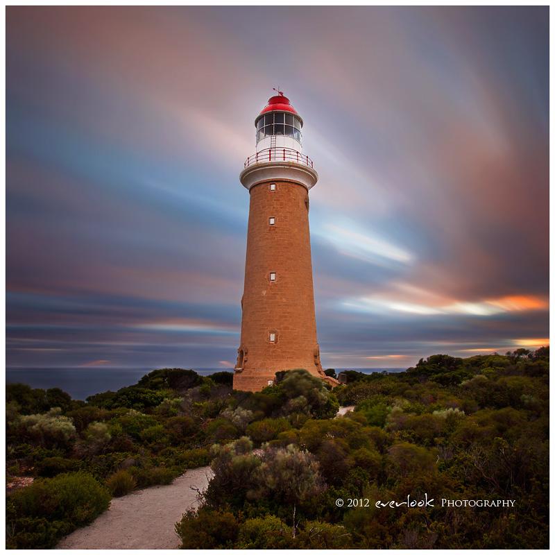 lanscape photography light house kangaroo island by everlook photography