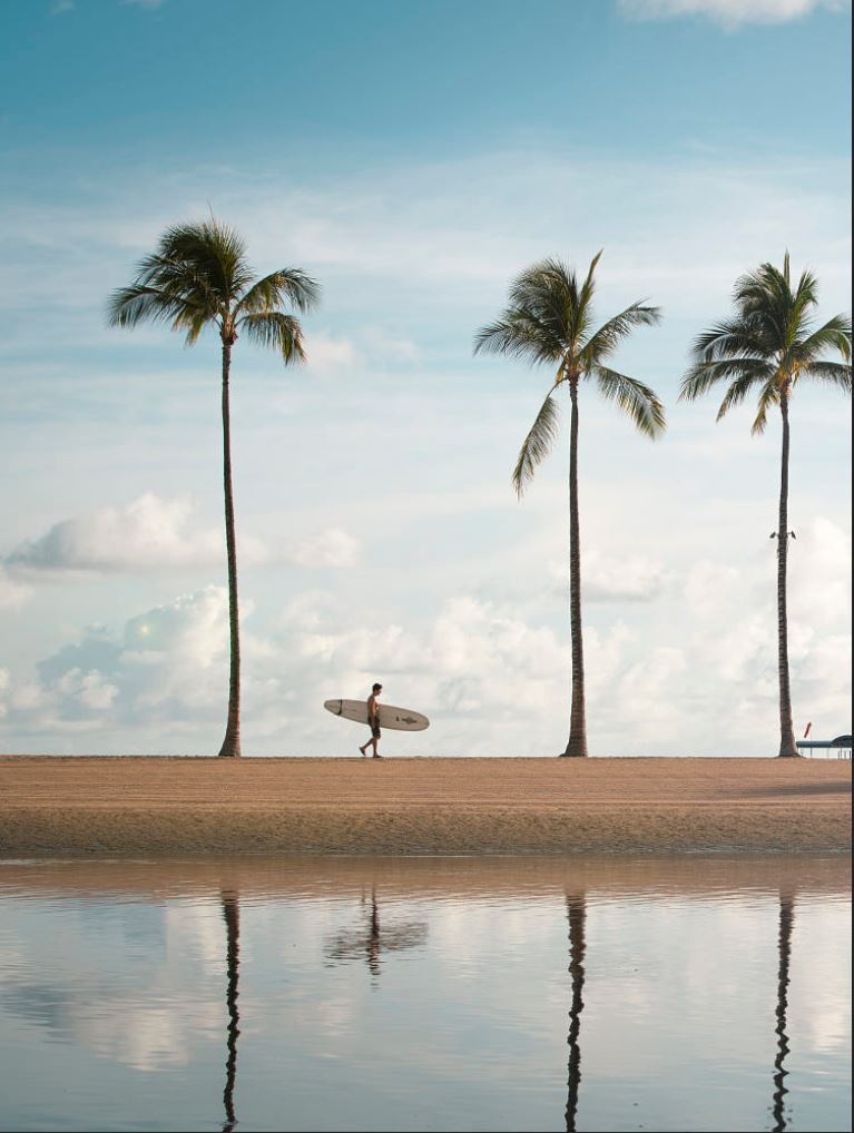 minimalistic photography hawaii by jerre stead