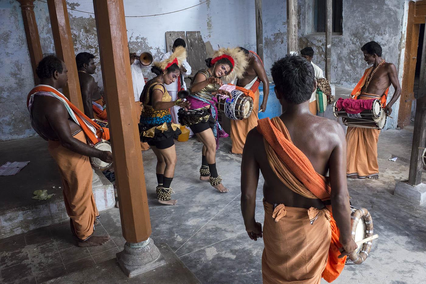 travel photography folk art by saravanan dhandapani