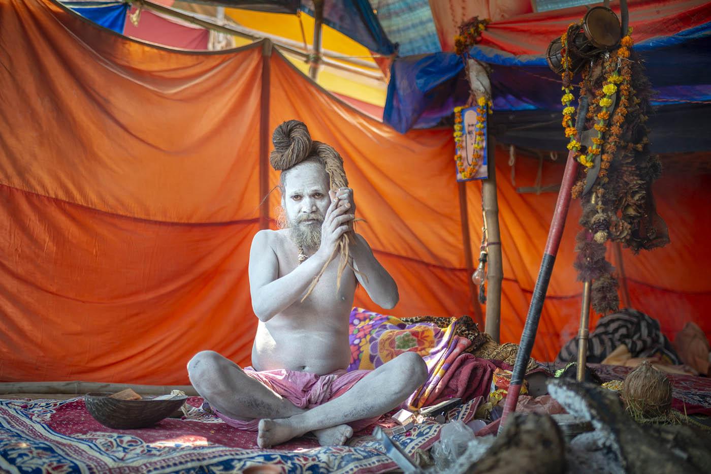 travel photography india kumbh mela by saravanan dhandapani
