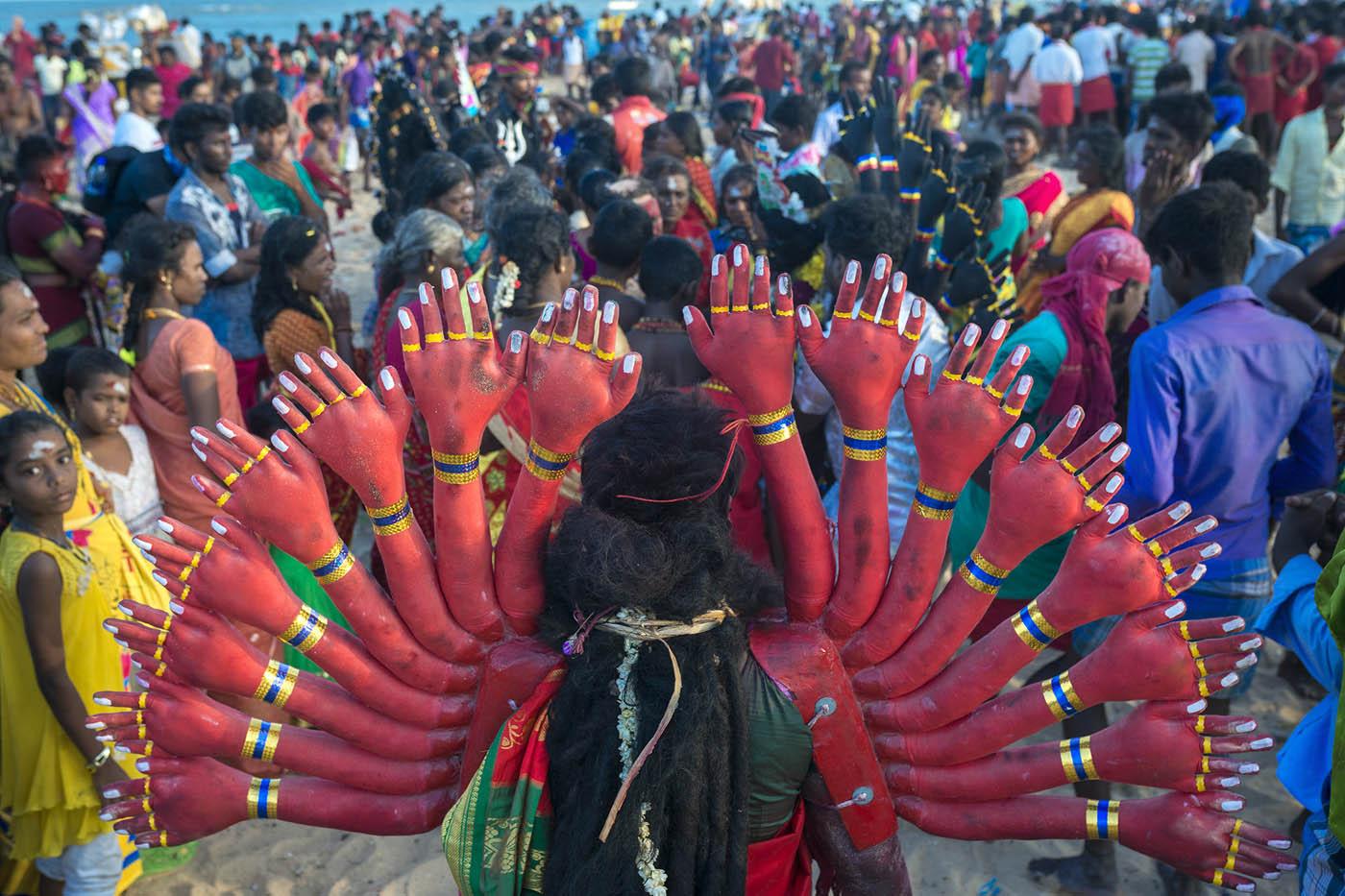 travel photography indian kulasai dhasara by saravanan dhandapani
