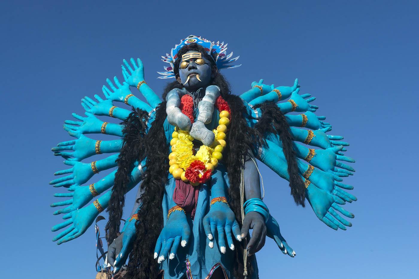 travel photography indian kulasai dhasara festival by saravanan dhandapani