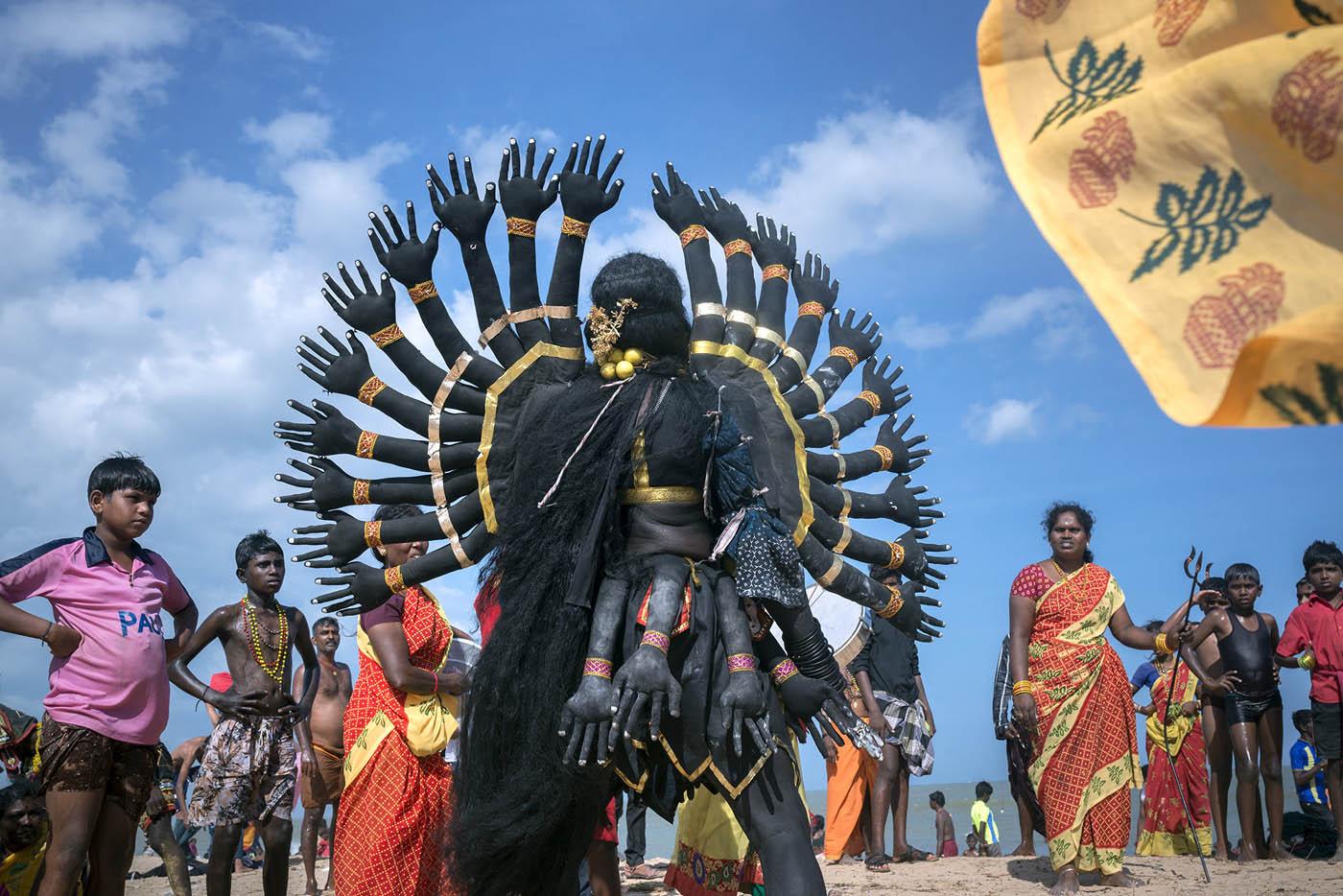 travel photography indian dasara festival by saravanan dhandapani