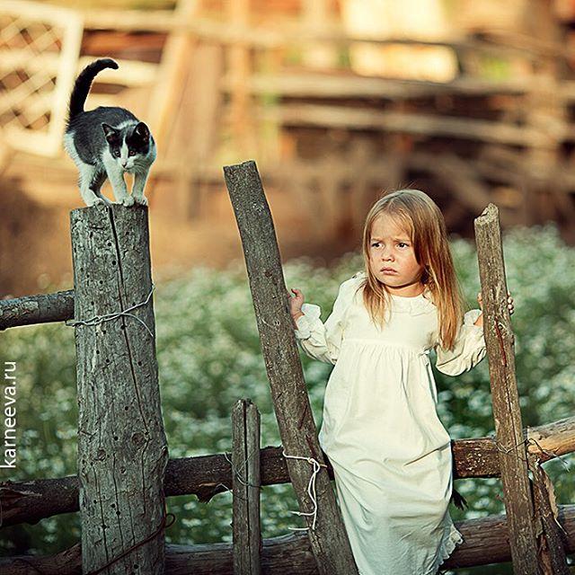 cat kid photography by elena karneeva