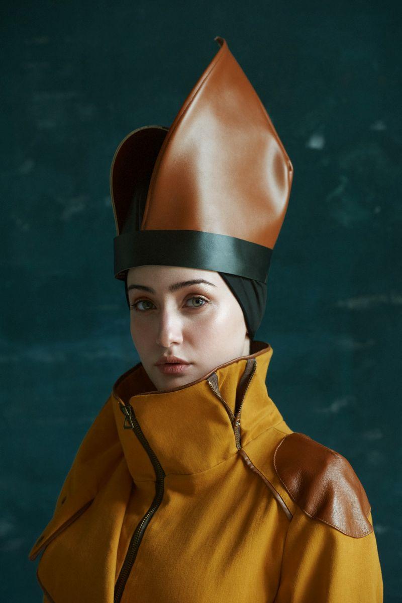 portrait photography woman by mohammadreza rezania