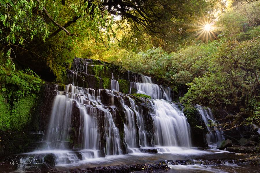 falls photography by william patino