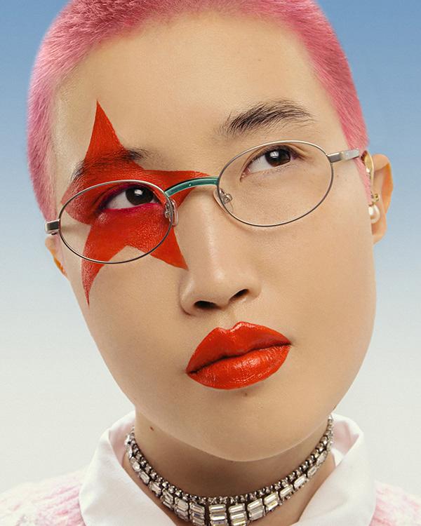 advertising photography campaign pye optics by kamilla hanapova