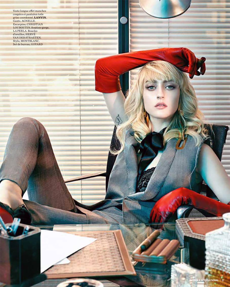 advertising fashion photography by sandrine michael