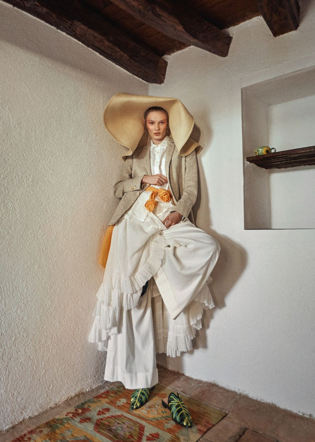 fashion photography designer suit by diliana florentin