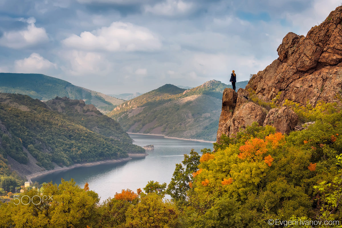 stunning picture autumn view by evgeni ivanov