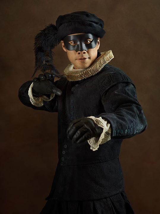 cosplay photography black man sacha goldberger