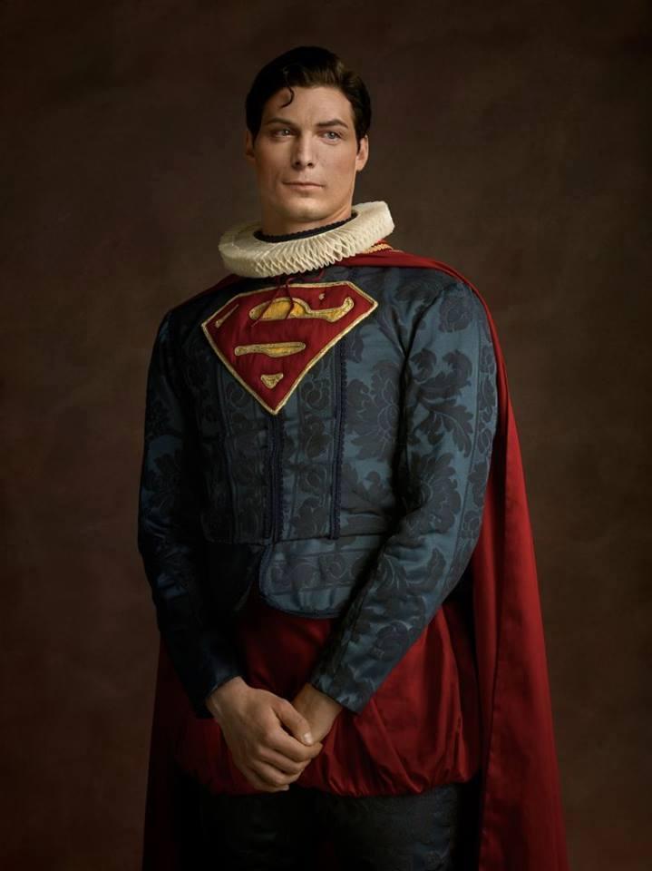 cosplay photography super man sacha goldberger