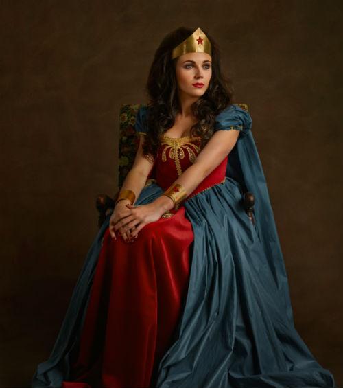 20 cosplay photography super girl sacha goldberger