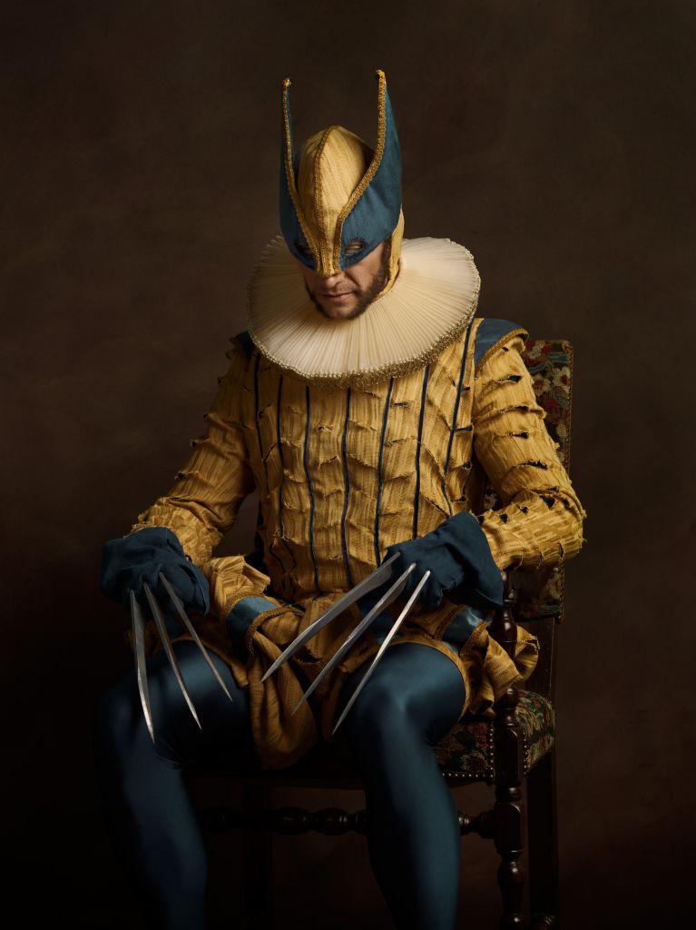 cosplay photography wolverine sacha goldberger