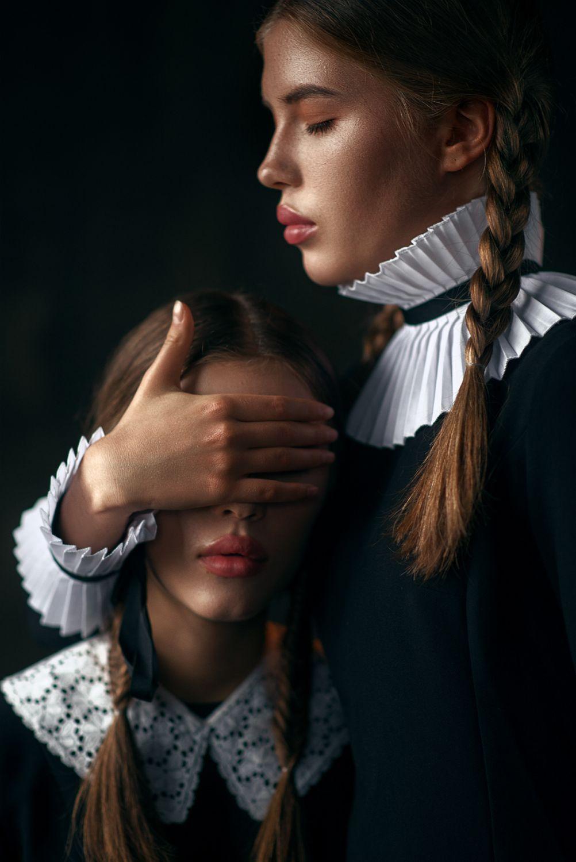fashion photography hide by maks kuzin