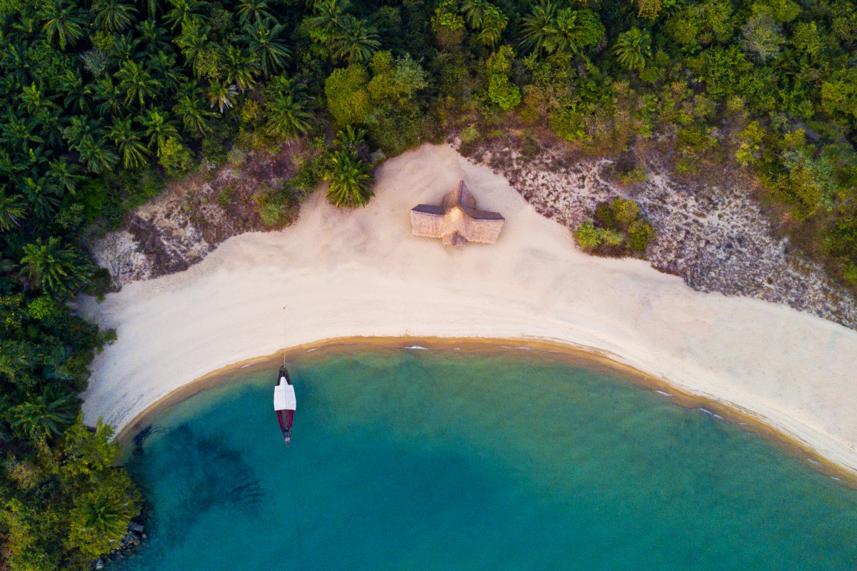 aerial drone photography home beach yannick68