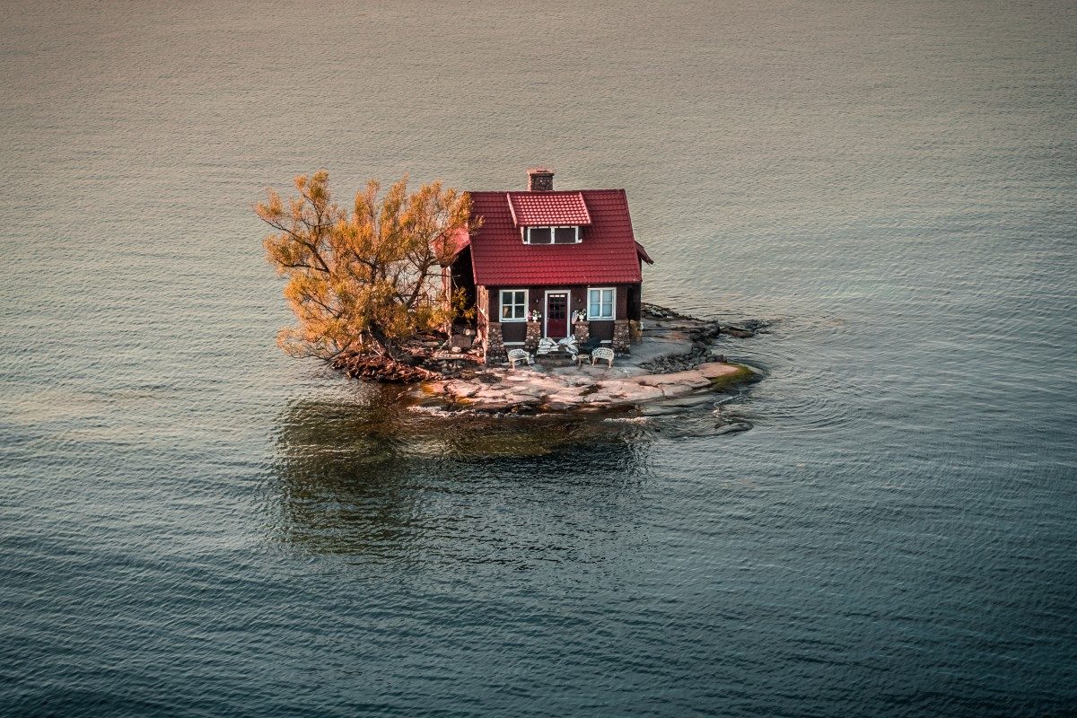 aerial drone photography rising waters justen soule