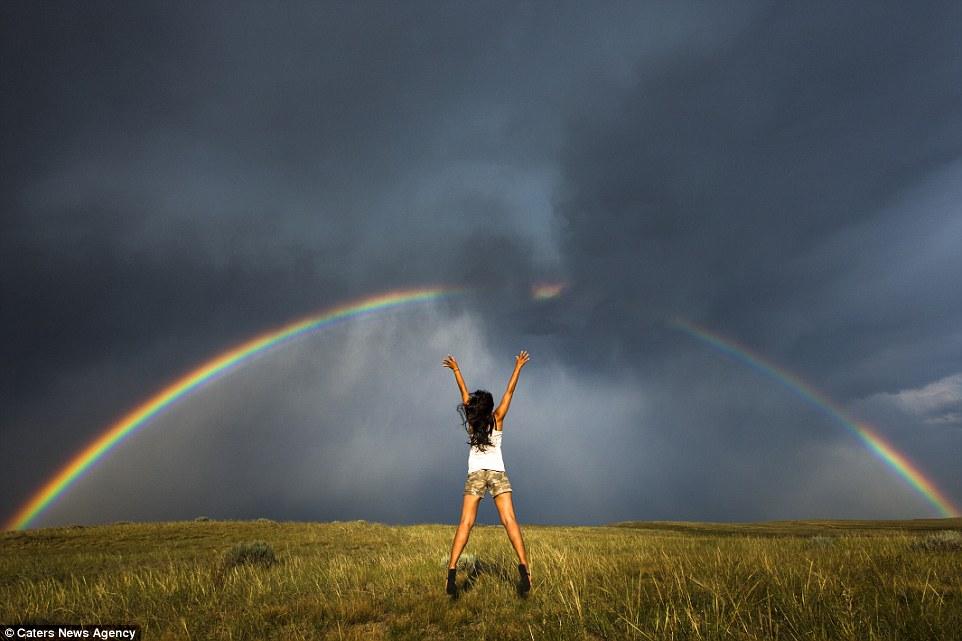 20 sky photography rainbow by nicolaus wegner