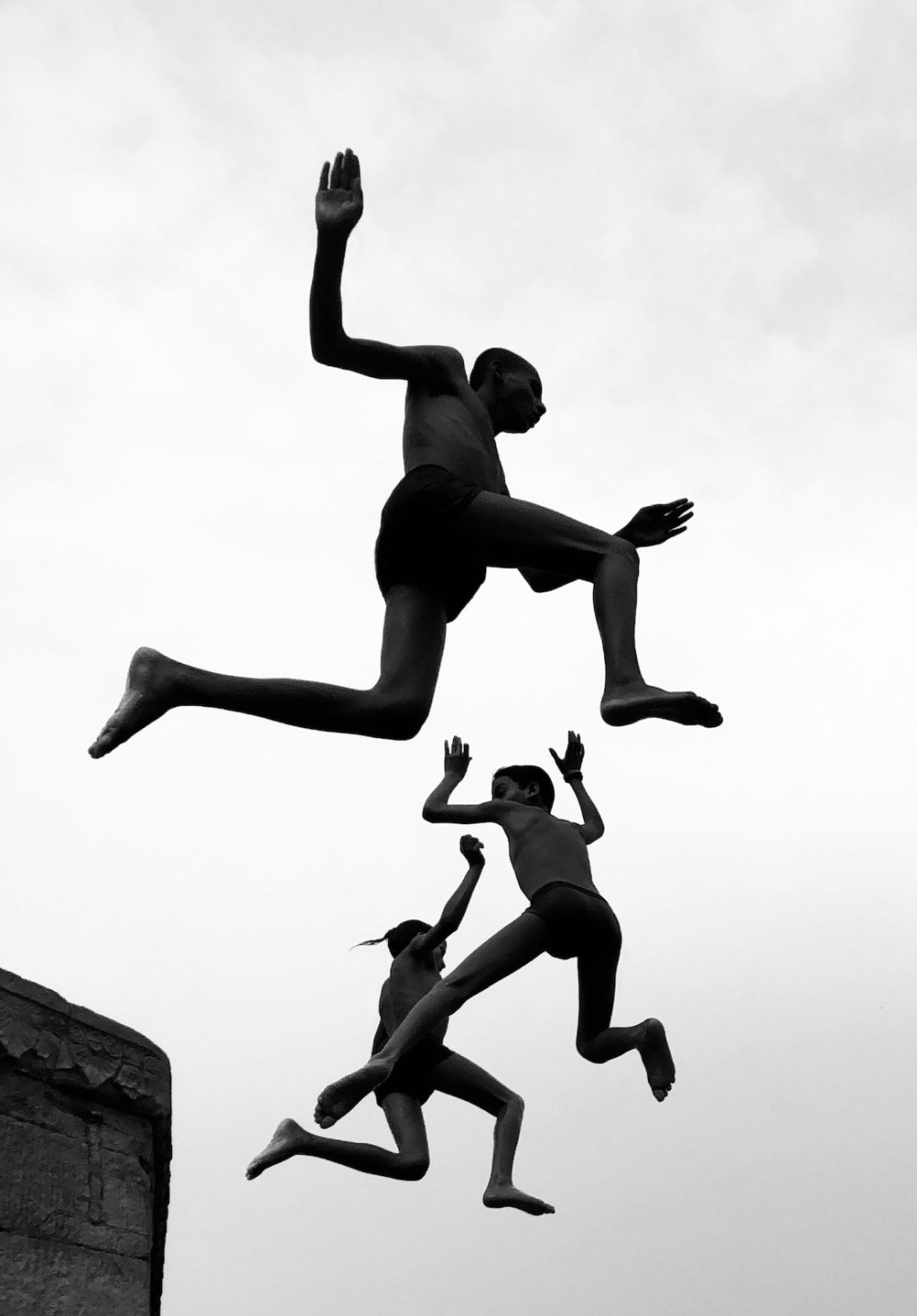 movement photography award winning flying boys by dimpy bhalotia
