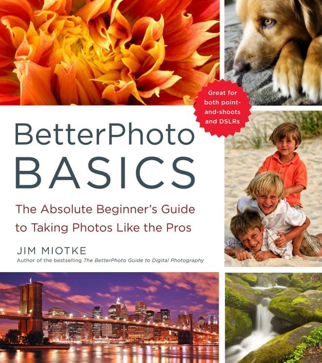 best photography book betterphoto basics