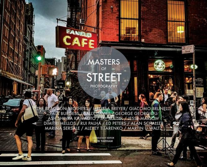 best photography book masters of street photography