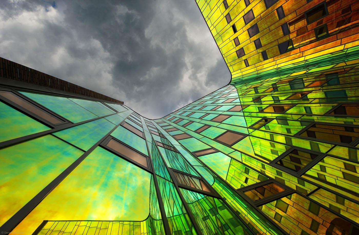 photography building green by gerard jonkman