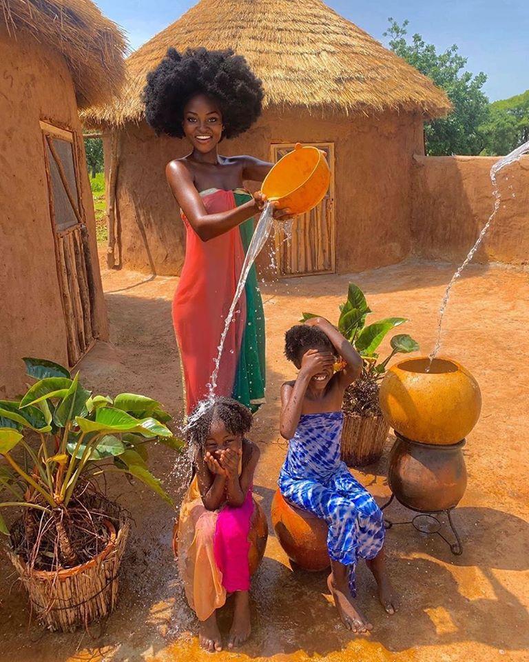 photography woman ghana by iamhamamat