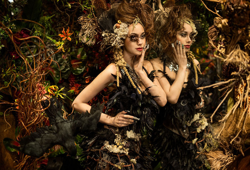 fashion photography by haseo