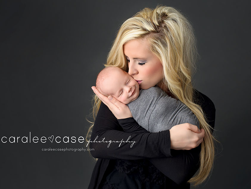 newborn photography by caralee