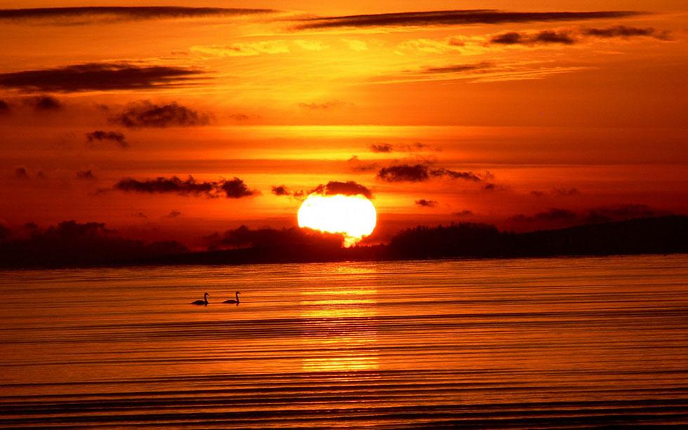 1 sunrise photography