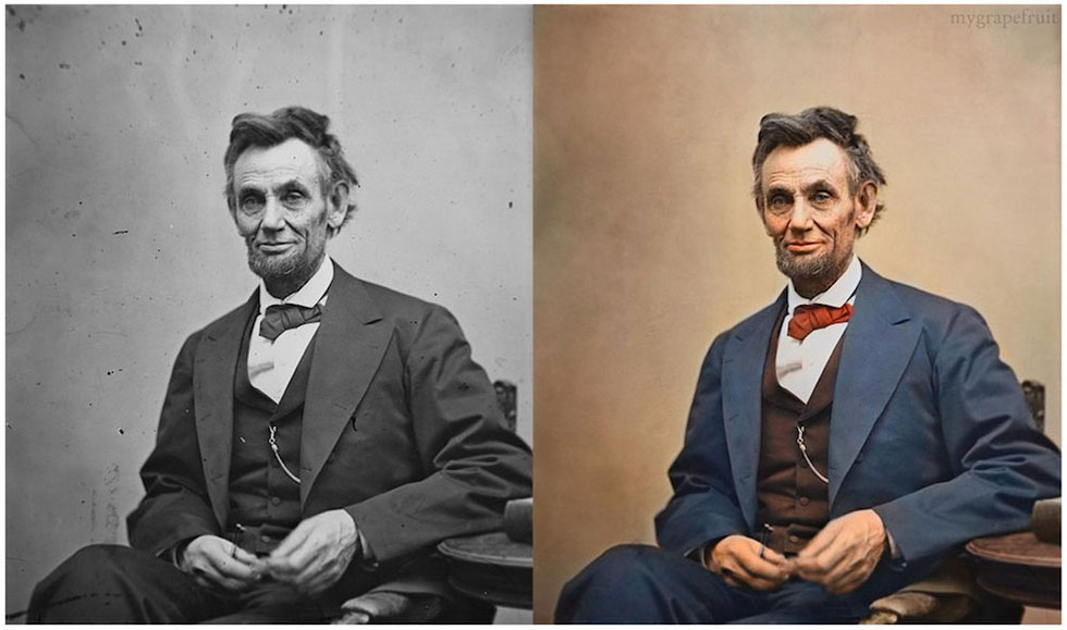 10 photo restoration