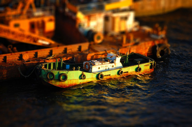 tilt shift photography -  10